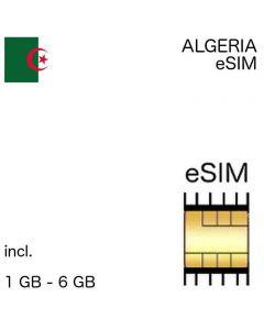 eSIM Algeria