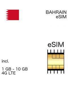 eSIM Bahrain