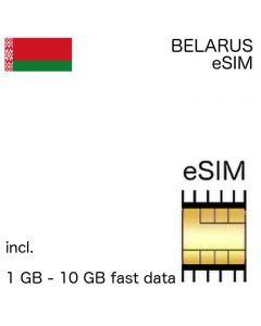 eSIM Belarus