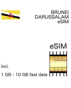 eSIM Brunei