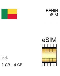 eSIM Benin
