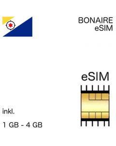 eSIM Bonaire