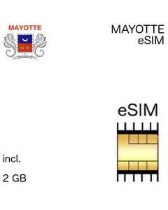 Mayotte eSIM