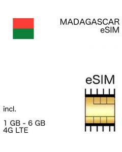 eSIM Madagascar