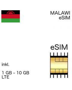 eSIM Malawi