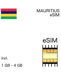Mauritius eSIM