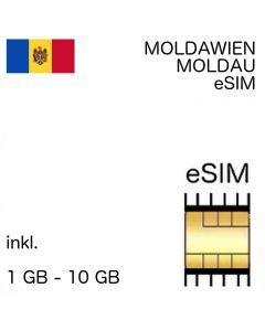 Moldawien eSIM