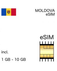 Moldova eSIM