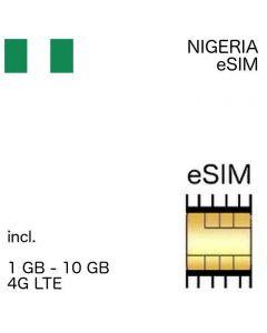 eSIM Nigeria