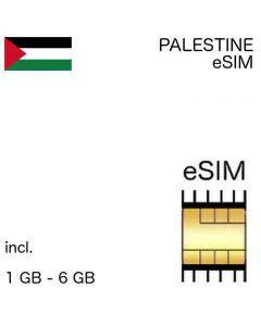 eSIM Palestine