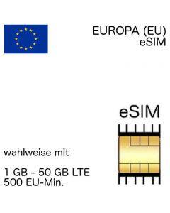 eSIM Europa