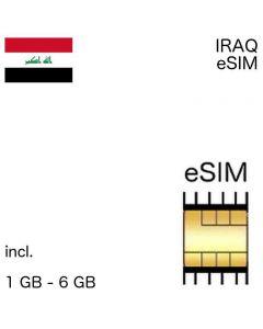 eSIM Iraq