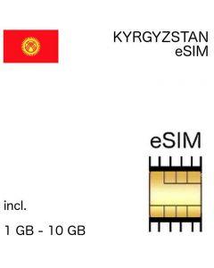 eSIM Kyrgystan