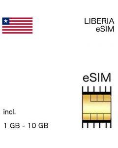 eSIM Liberia