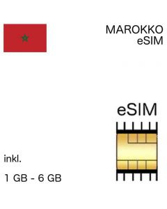 eSIM Marokko