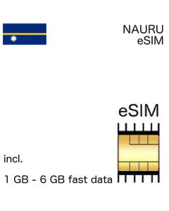 eSIM Nauru