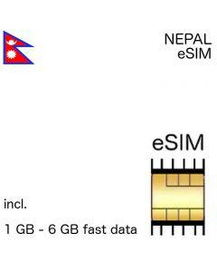 eSIM Nepal